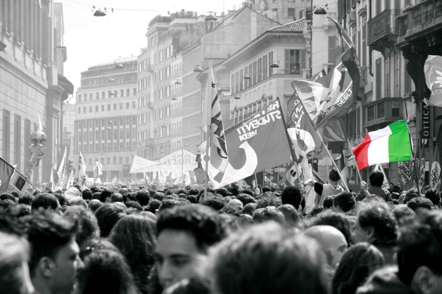 Milano, 25 aprile 2012